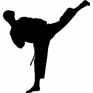Karate clip art free download free clipart images
