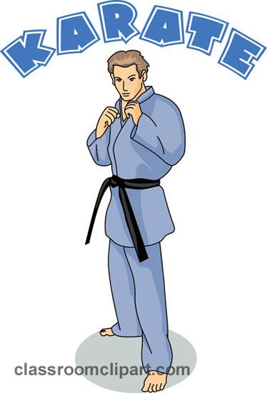 Karate clipart karate a classroom clipart 2