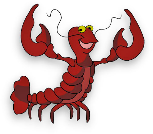 Free lobster s animated lobsters clipart
