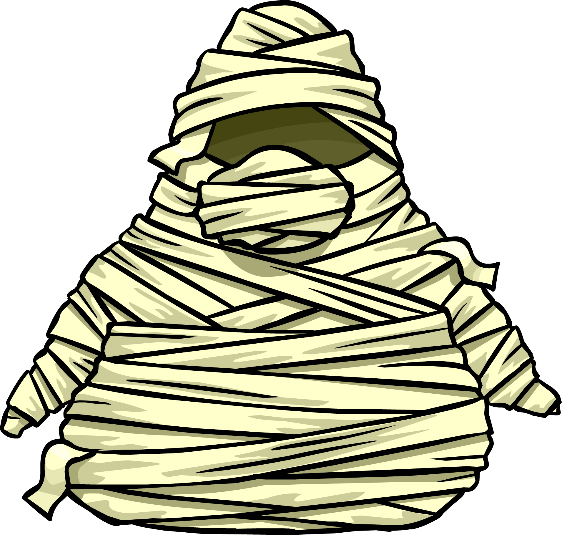 Halloween mummy pictures clipart