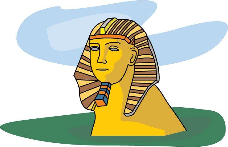 History mummy classroom clipart