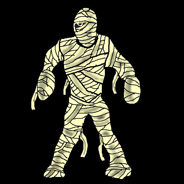 Mummy clip art
