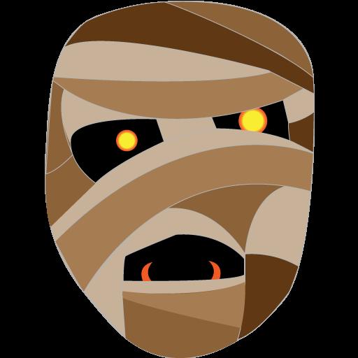 Mummy monsters clip art
