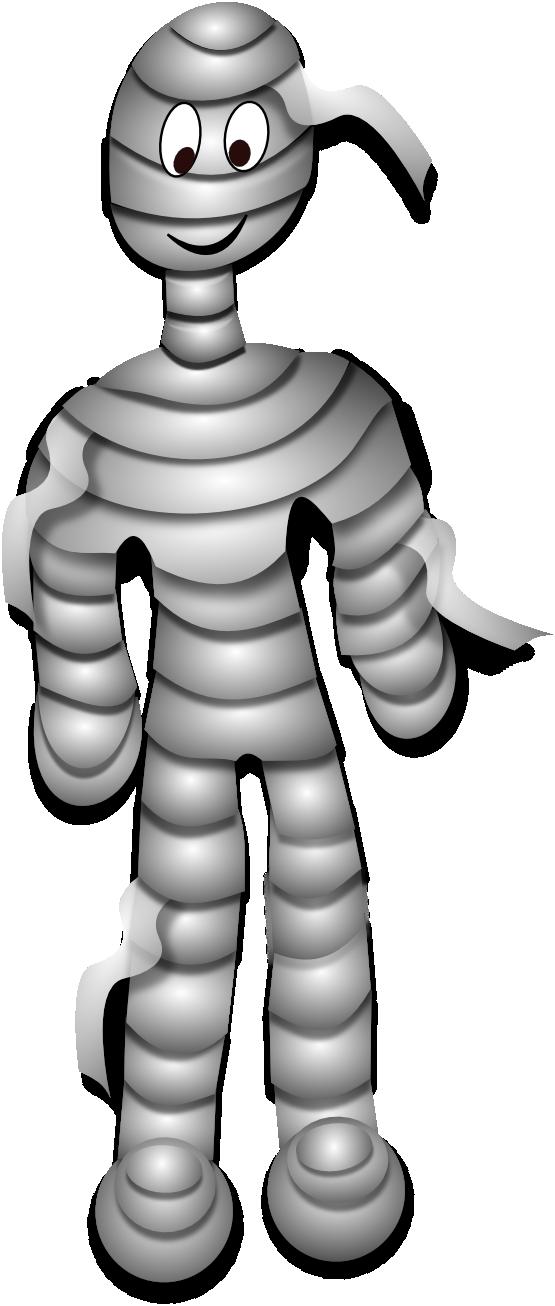 Mummy3 clip art