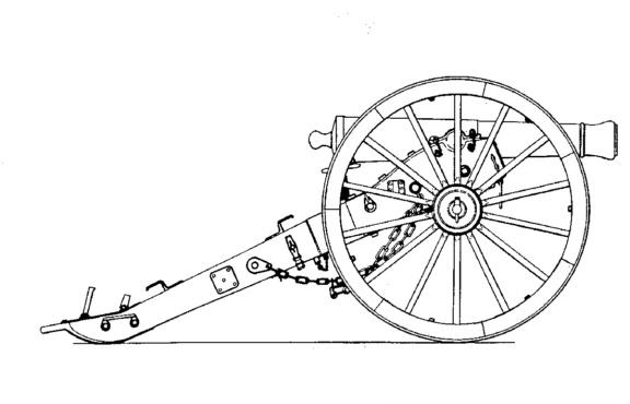 Cannon clip art 5