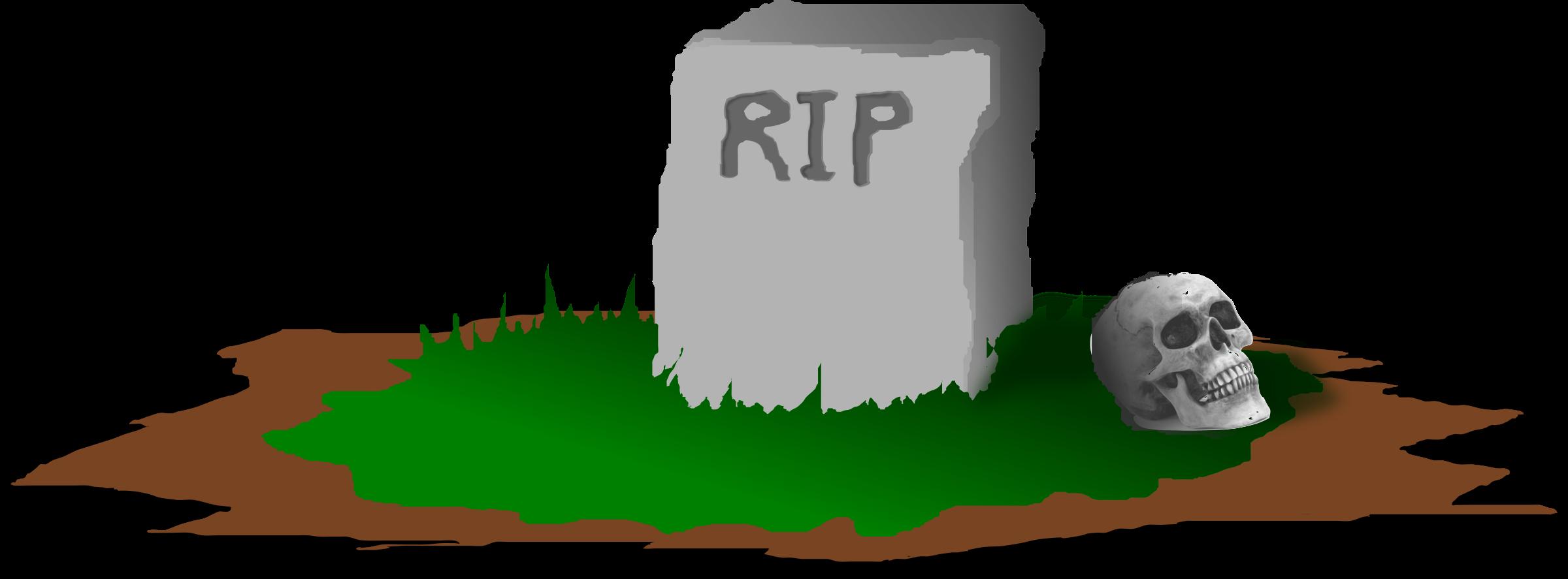Clipart grave