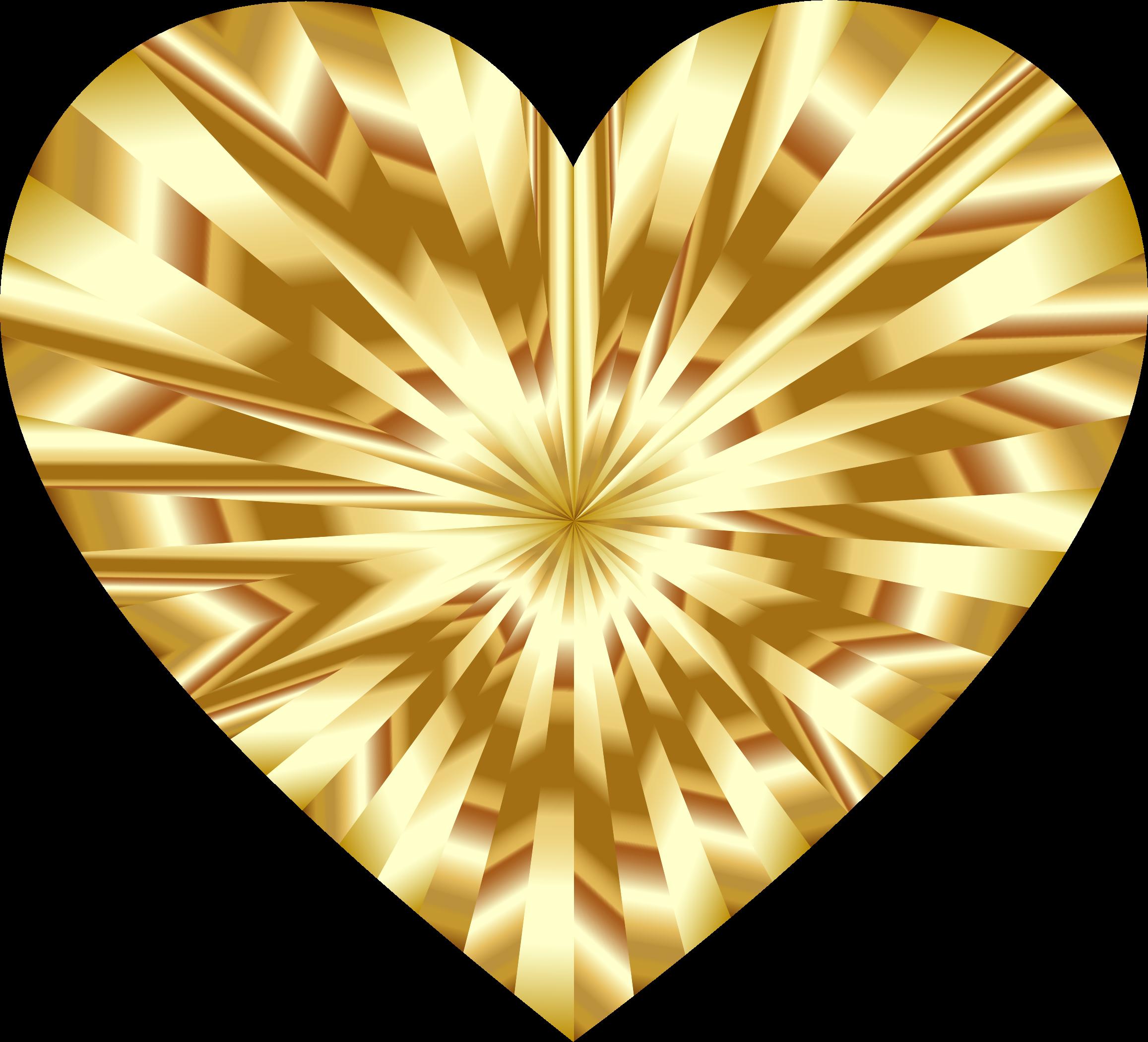 Clipart starburst heart