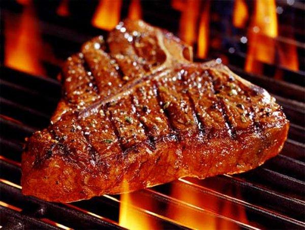 Grilled Steak Clip Art