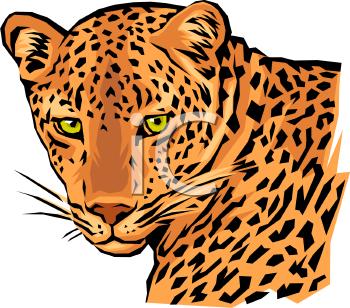 Free jaguar clip art big cat clipart
