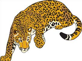 Free jaguar clipart