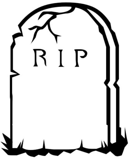 Grave clipart 5