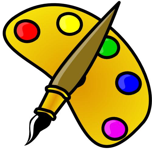 Image artist tools clip art 3