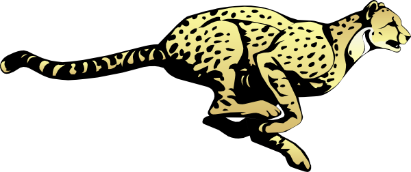 Jaguar clipart 13
