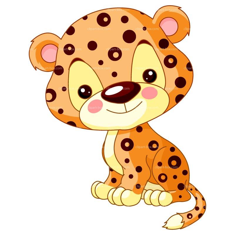 Jaguar clipart 5