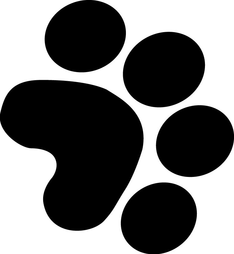 Jaguar paw clip art images