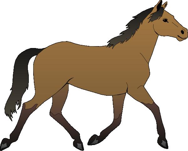 Pictures cartoon pony clip art