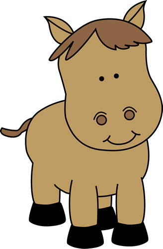 Pony clip art pony image