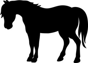 Pony clipart 2