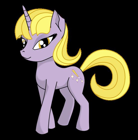 Pony fantasy clip art