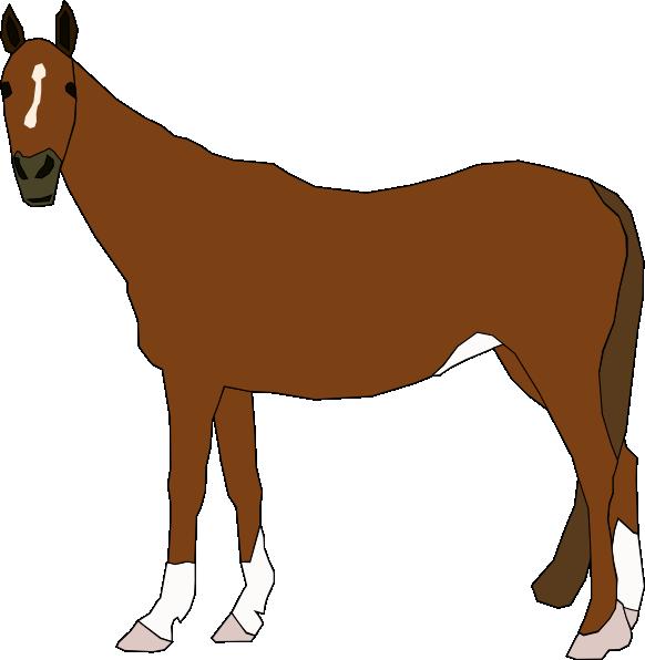 Pony image free clip art for horses