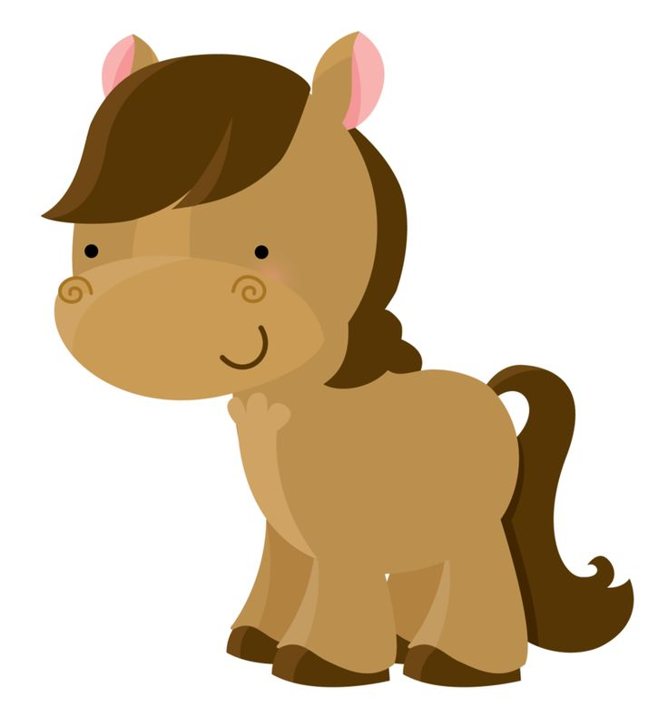 Pony minus say hello predlohy clip art ponies and