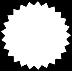 Starburst clip art clipart