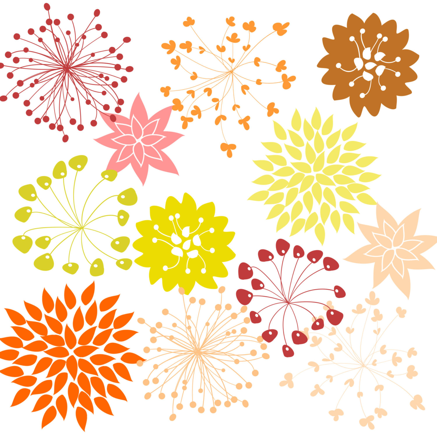 Starburst Digital Download Discoveries For Diy Birthday Cards From