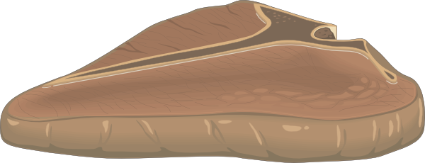 Steak clipart 7