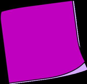Sticky note clip art clipart 2