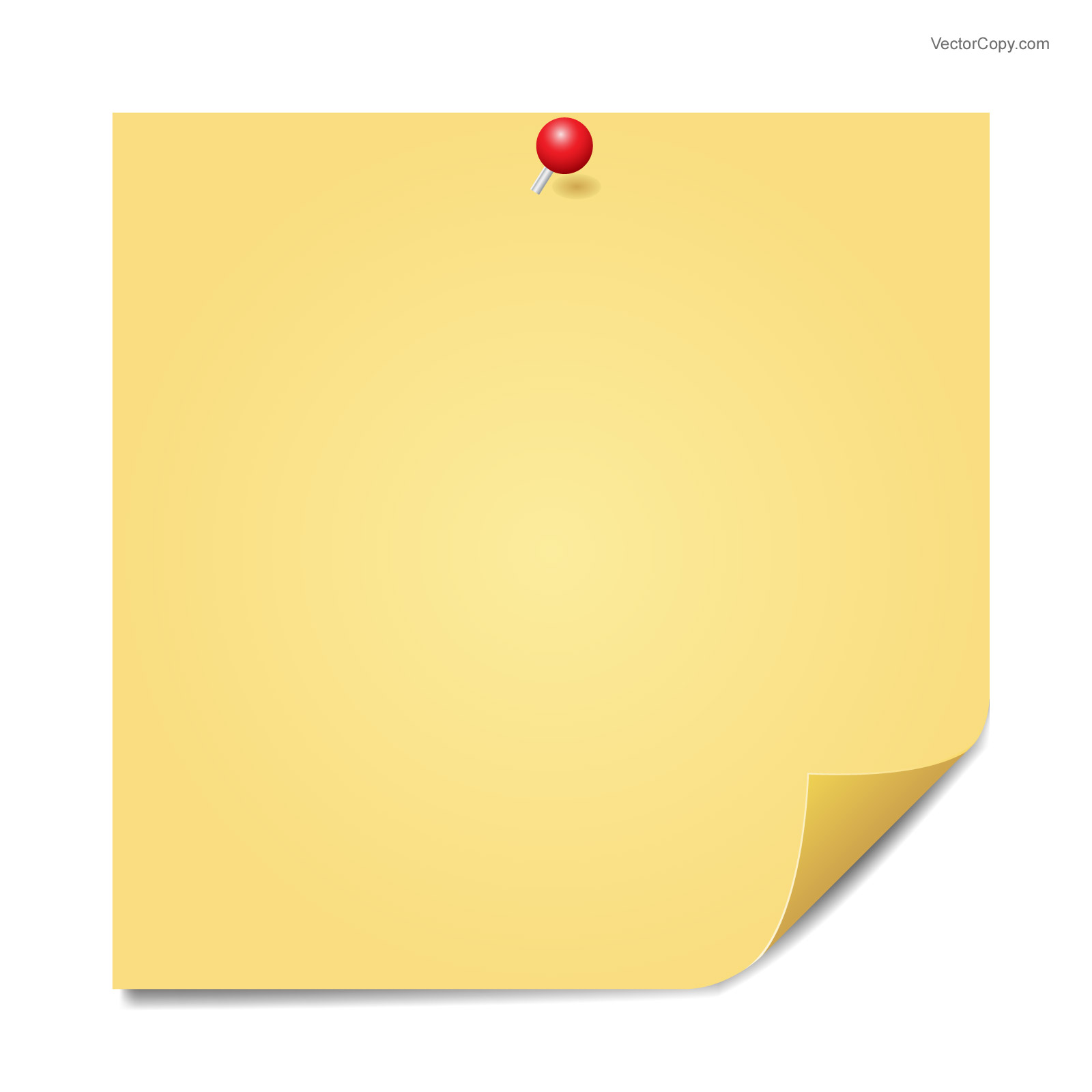 Sticky note fast downloads clipart