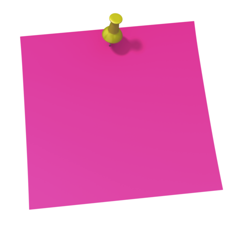 Sticky note my love publish with clipart