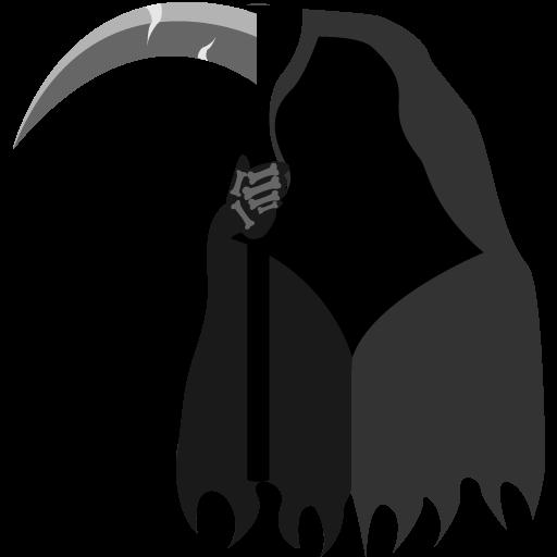 Grim reaper clip art  2
