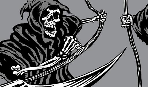 Grim reaper vector graphics vector genius clip art