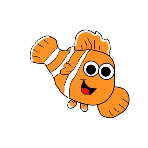 Nemo 1 clipart