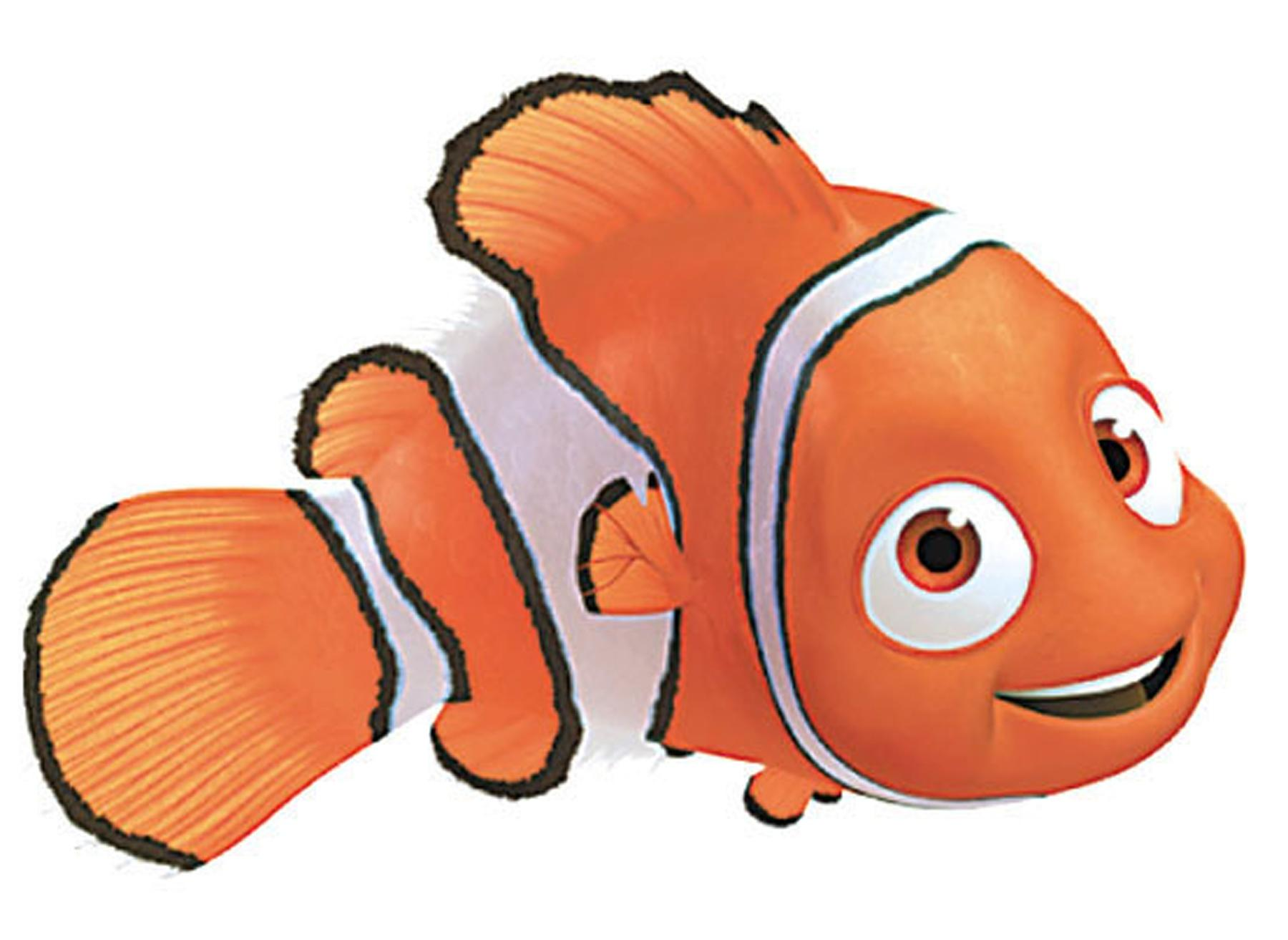 Nemo characters clipart