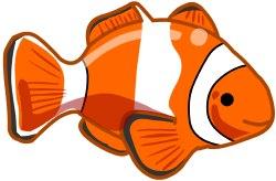 Nemo clipart8