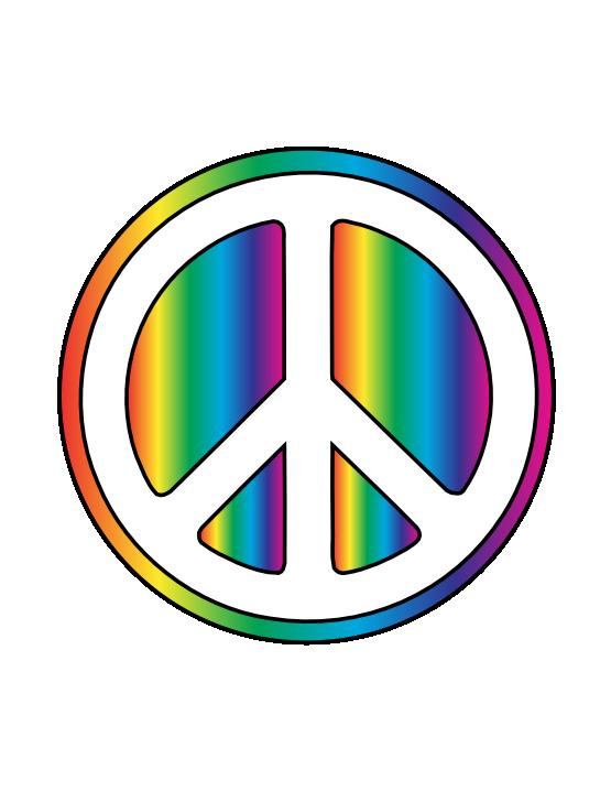 Peace clip art free clipart images