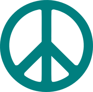 Peace sign images free clip art clipart