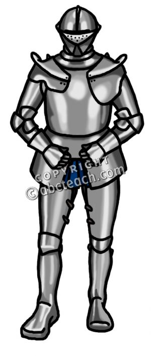 Clip art medieval history knight color