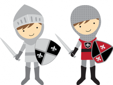 Image clip art cartoon knight