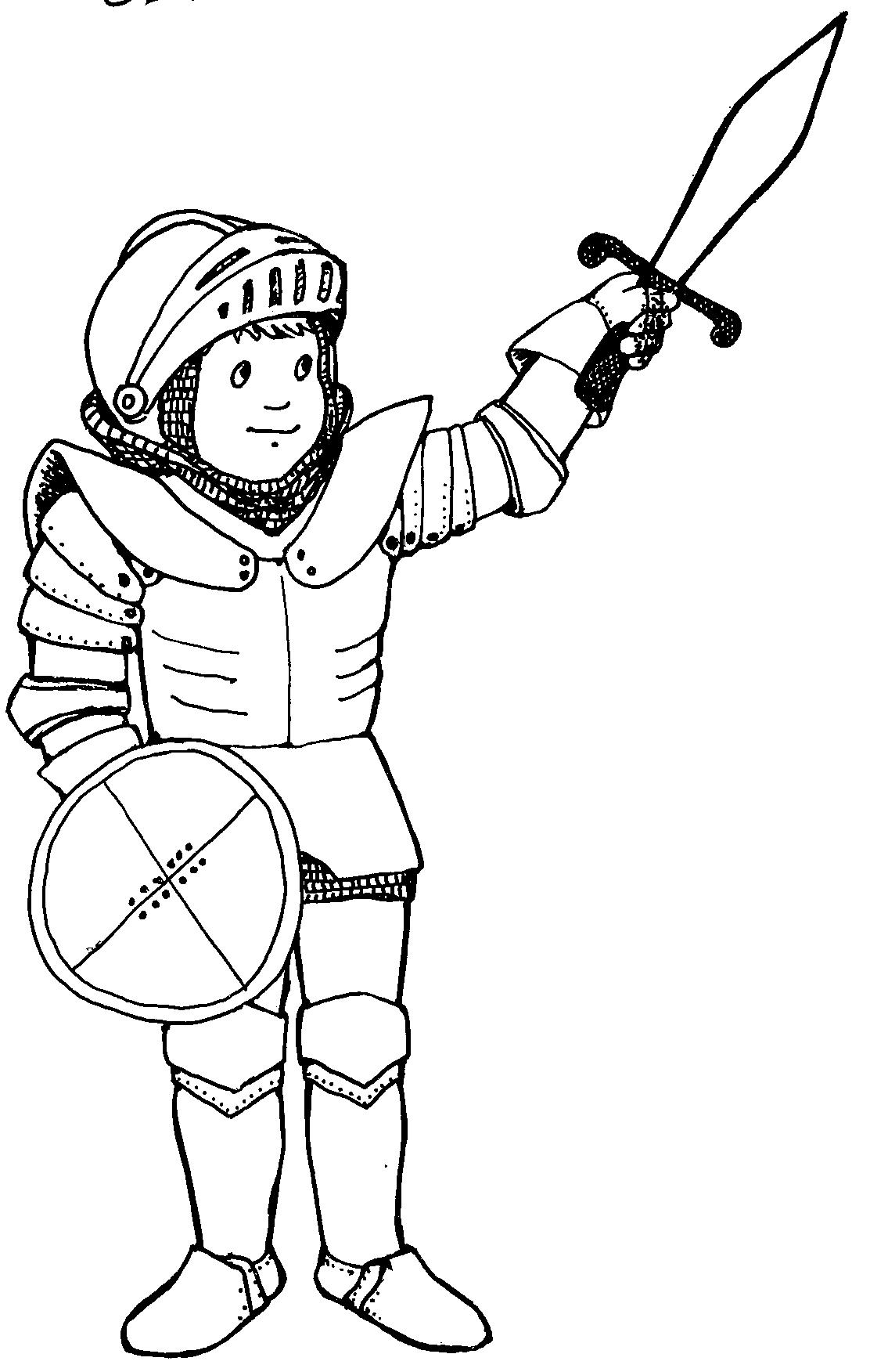 Knight jenny smith clipart