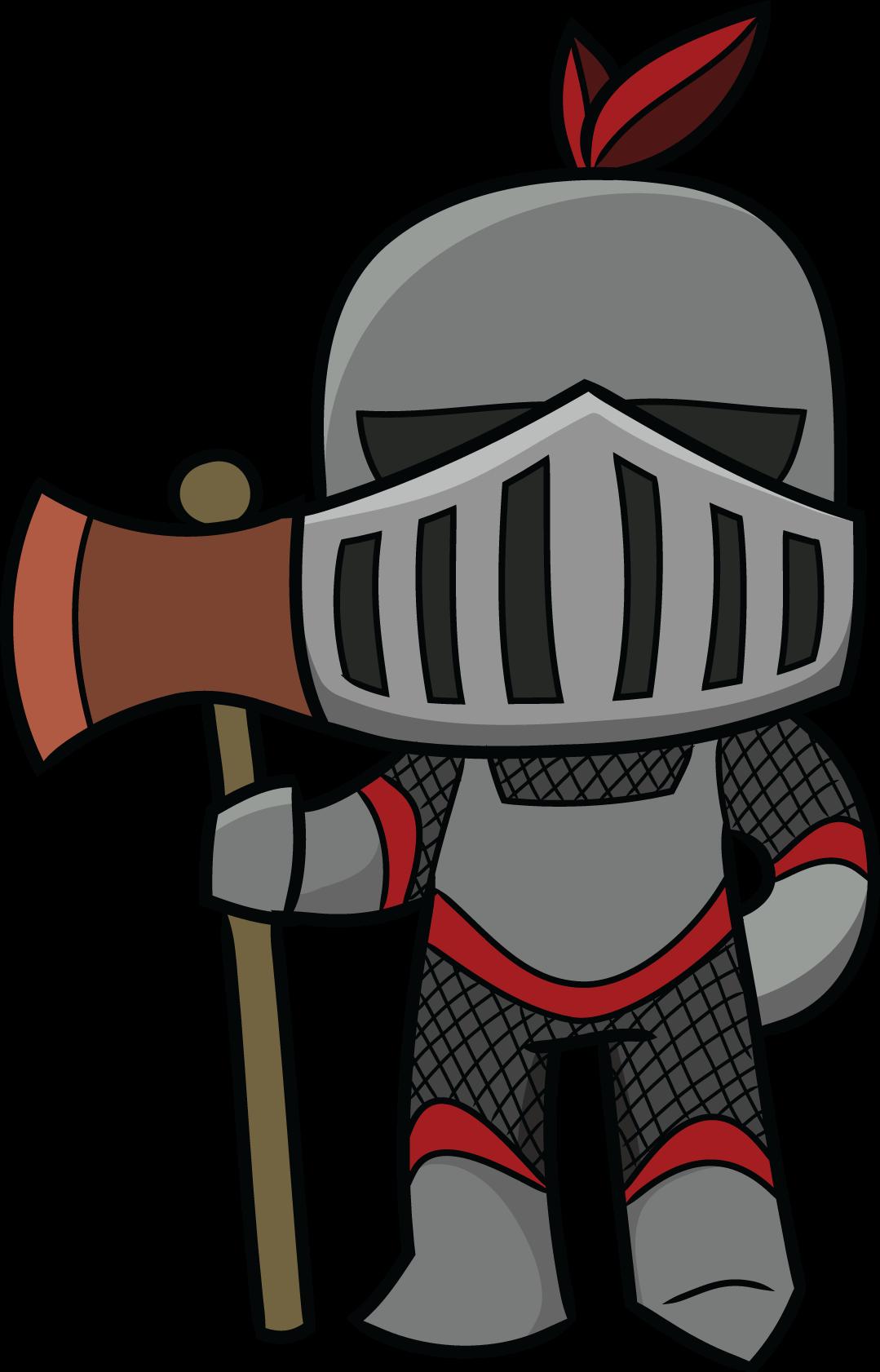 Knight6 clip art