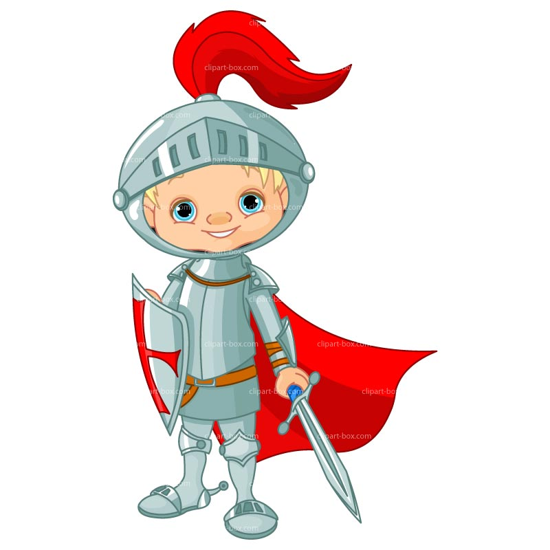 Medieval knight clipart free clipart images