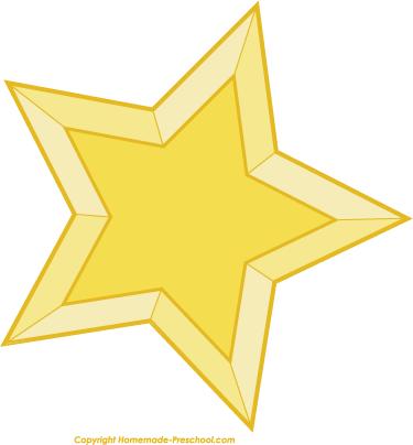 Christmas star free christmas clipart