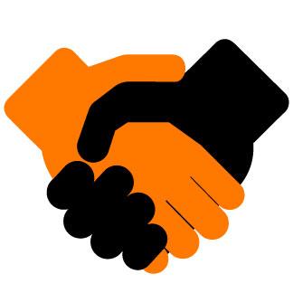 Handshake clip art clipart clipart