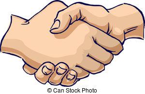 Handshake stock illustraties zoek onder handshake clipart