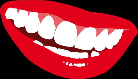 Image dental smile clip art