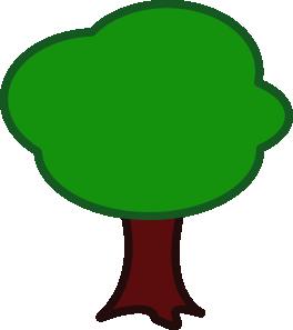 Oak tree clip art free clipart