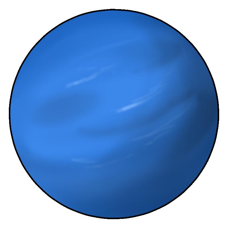 Pic blue planet clip art