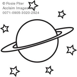 Planet clipart 2